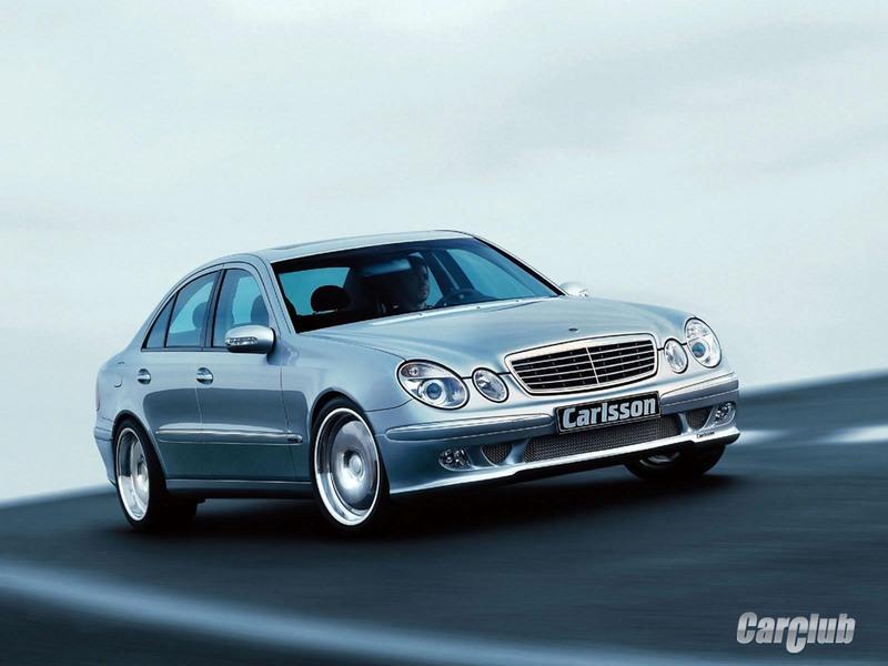 500 for Mercedes benz e class 500